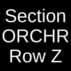 2 Tickets Claudia Oshry 2/25/22 Fort Lauderdale, FL