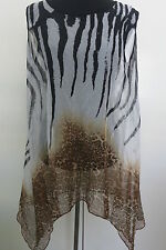 Millers Tunic Animal Print Regular Tops & Blouses for Women