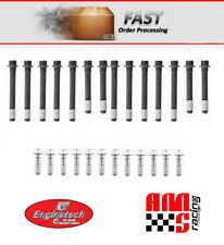 GM CHEVY CHEVROLET V6 4.3L 262 CYLINDER HEAD BOLTS SET BOTH HEADS TRUCK SUV
