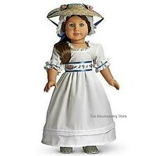 Pleasant Company 1993 American Girl FELICITY SUMMER GOWN & LACE CAP Mint in Bag