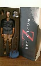 World War Z-Brad Pitt-Zombie Fighter - 1/6th scale Brother Production (Nouveau)