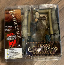 McFarlane Movie Maniacs Leatherface Texas Chainsaw Massacre