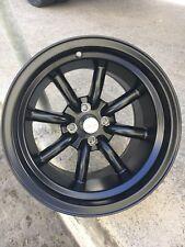 FelgenWerks Japan Satin Black 15x10.5  4x114.3 -32 260z 240z 280z 510 Datsun