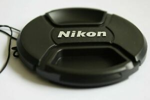Nikon LC-55 55mm Lens Front Cover Lens Cap for Nikon AF-S DX NIKKOR