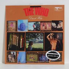 THE WHO Direct Hits MONO 200-gram VINYL LP Sealed/New Classic Records Townshend