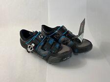 NOS Womens Bontrager RL Race Lite MTB Shoes 37 Black