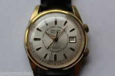 Gruen Precision Alarm WRISTWATCH SWISS 17 JEWELS
