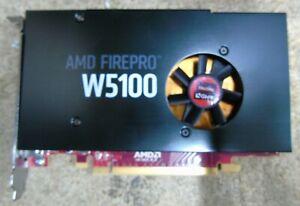 Dell 0W2C47 W2C47 AMD FirePro W5100 4Gb GDDR5 PCIe x16 Quad-Port Graphics Card
