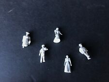 HO scale Figures LYTLER RAGTIMERS  unpainted 1890-1910 RARE