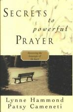 Secrets to Powerful Prayer: Discovering the Languages of the Heart-ExLibrary