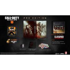 Pre-Order: Call of Duty Black Ops 4 – Pro Edition & Bonus – PS4 - UK SEALED!
