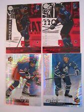 (10) 1999 GRETZKY HOCKEY CARDS & 6 HOLLOW GRFX HOCKEY CARDS & MORE - NM - LOT A