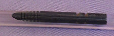 Fountain Pen hard rubber feeds-- 2 channel feed-1-1/2 inches long-unused
