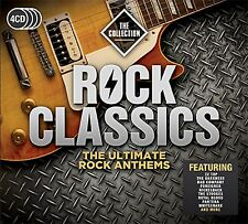 Rock Classics - The Collection - New 4CD Album