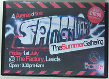 Sanctuary Summer Gathering July 2011  4xCD pack, bouncy scouse house donk