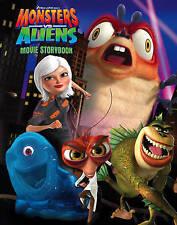 Good, Monsters Vs Aliens - Movie Storybook, , Book