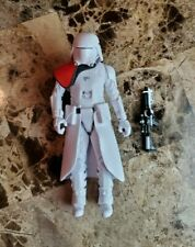 """First Order Snowtrooper 6"""" The Black Series STAR WARS Loose COMPLETE"""