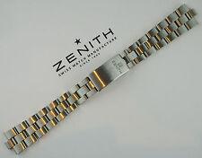 ZENITH - Bracciale Oyster Originale Swiss Made Ricambio Vintage Nuovo!!!
