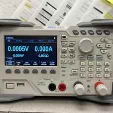Rigol Single Channel 350w Programmable Dc Electronic Load Dl3031 As Is