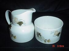 Royal Doulton WESTWOOD Milk Jug And Sugar Bowl