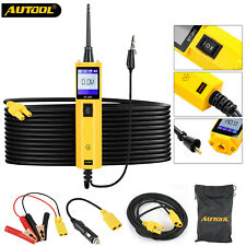 AUTOOL Car Electrical System Diagnostic Scan Circuit Tester Probe 6-30V US Stock