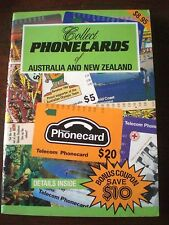 COLLECT PHONECARDS OF AUSTRALIA & NEW ZEALAND  Rare  M HUDSON Phone Cards s/c