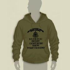 Intelligence Corps Hooded Sweatshirt-M-L-XL-2XL