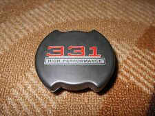 FORD 331 HIGH PERFORMANCE SMALL BLOCK STROKER SCREW ON OIL CAP MUSTANG COBRA NEW