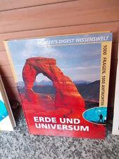 Erde und Universum, 1000 Fragen, 1000 Antworten, ein Readers Digest Wissenswelt
