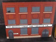 Cat's Meow 1993 Tradesman Series BUCKEYE CANDY & TOBACCO Retired