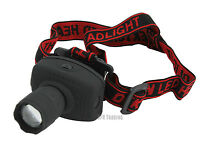 Super Power Zoom LED Flash light Head Lamp Torch Ideal For Bike Cycling Camping