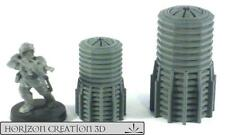 HC3D -Terra Terrain Power Generator Set- Wargames Miniatures Scenery 40k 28mm