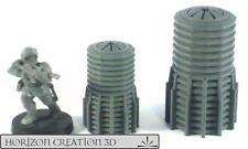 HC3D -Power Generator Set-Terrain&Scenery-40k-28mm-Wargames