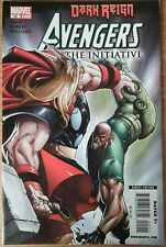 Avengers The Initiative #22 Marvel Comics