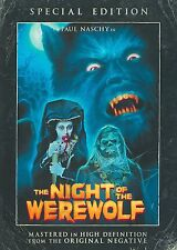 Night of the Werewolf (DVD, 2006, The Spanish Horror) Liner Notes Included