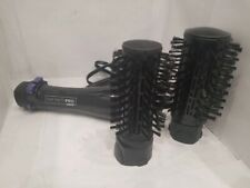 Conair BC191N 2 inch and 1 ½ inch Hot Air Spin Brush Combo - Black
