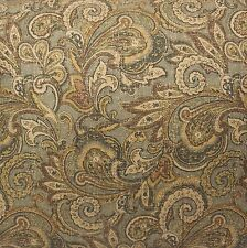 NOBLE EXCELLENCE Umberto QUEEN COMFORTER SET VILLA Scroll Floral MOROCCAN Gold