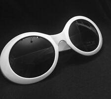 SHIPS FROM US!! - Kurt Cobain Sunglasses - Nirvana Front Man Glasses White MOD 2