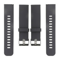 Silicone Replacement Watch Band Quick Release Soft Rubber Strap 18mm 22mm