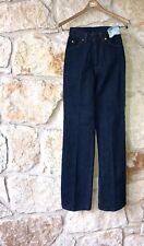 Nwt Vintage Deadstock Levis California Straights Hi Waist Flare Jeans Sz 7 26X33