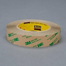 New listing 3M Adhesive Transfer Tape 468Mp Clear, 3/4Inx60Yd (Pack of 5)