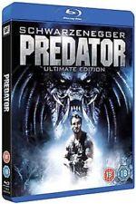 Películas en DVD y Blu-ray acciones Predator