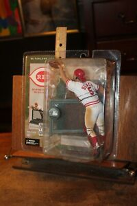 Vintage Sealed Johnny Bench McFarlane Action Figure Cooperstown Collection