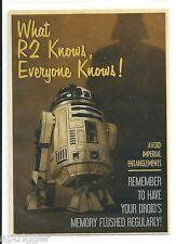 2014 Topps Star Wars Perspectives Rebel Propaganda # 6 of 10