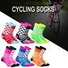 Summer Cycling Socks Breathable Mountain Road Bike Bicycle Moisture Wicking Sock