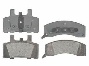 Front AC Delco Brake Pad Set fits Chevy K1500 Suburban 1994-1999 6.5L V8 82XCXP