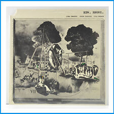 Kew. Rhone. New Factory Sealed Record Europa Records JP2004