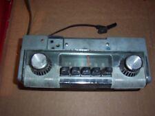 MOPAR 1961 61 DODGE PLYMOUTH AM RADIO IN WORKING CONDITION MODEL 204