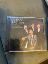 A Tribute to the Songs of Bill & Gloria Gaither [Audio CD] The Booth Brothers