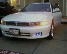 1999-2003 Mitsubishi Galant Angel Eye Fog Lamps Driving Lights